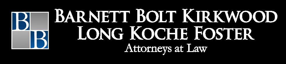 Barnett Bolt Kirkwood Long & Koche